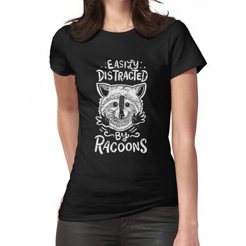 Waschbär Waschbär Waschbär Frauen T-Shirt