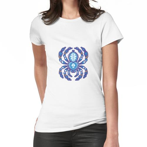 Poecilotheria metallica Frauen T-Shirt