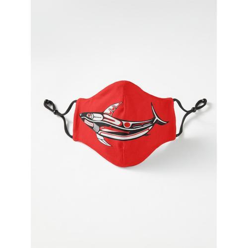Einheimischer Hai 3 Maske