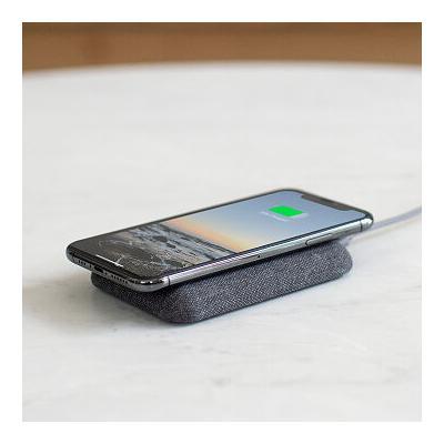 Sustainable Hemp Wireless Phone Charger