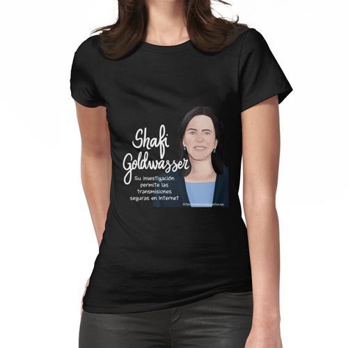 Shafi Goldwasser Frauen T-Shirt