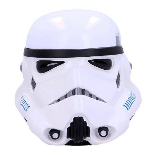 Star Wars Stormtrooper Aufbewahrungsbox - weiß schwarz - Offizieller & Lizenzierter Fanartikel
