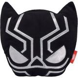 Marvel 's Black Panther Round Plush Squeaky Dog Toy
