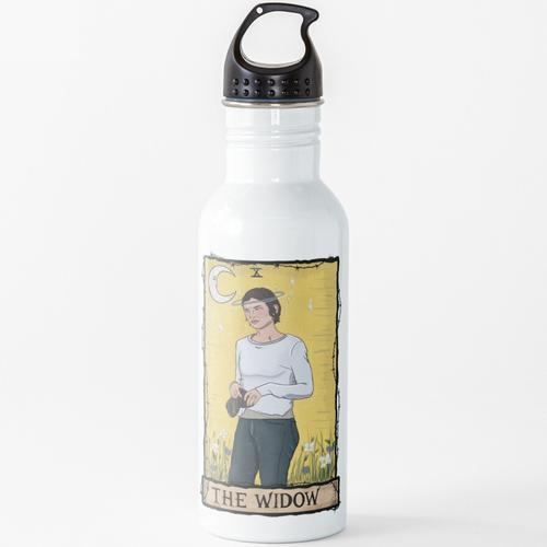 Maggie Rhee die Witwe Wasserflasche