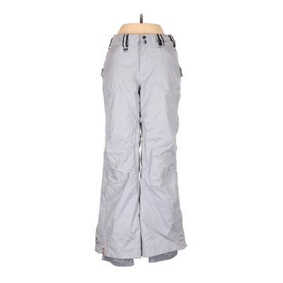 Bonfire Snow Pants - Mid/Reg Rise: Gray Activewear - Size Small