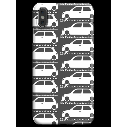 Stickerhatsu Express iPhone XS Max Handyhülle