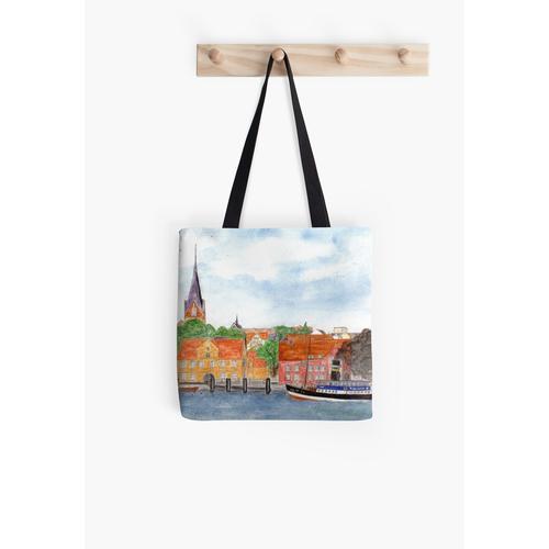 Flensburger Hafen Tasche
