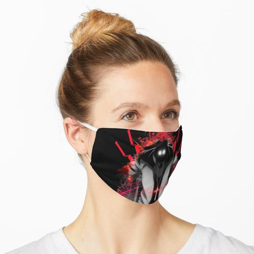 Priester - Rot Maske