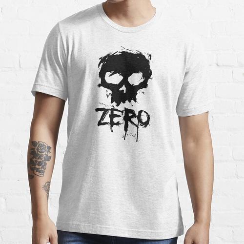 The Zero Zero Black Tee Essential T-Shirt