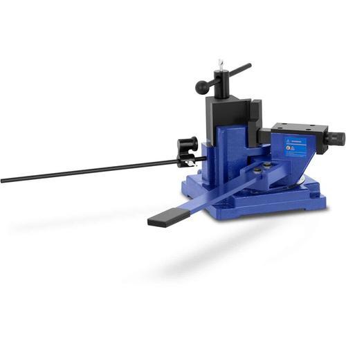 Winkelbieger Biegemaschine 100 mm - 3 Formen - 120 Grad