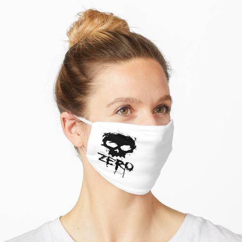 Das Zero Zero Black Tee Maske