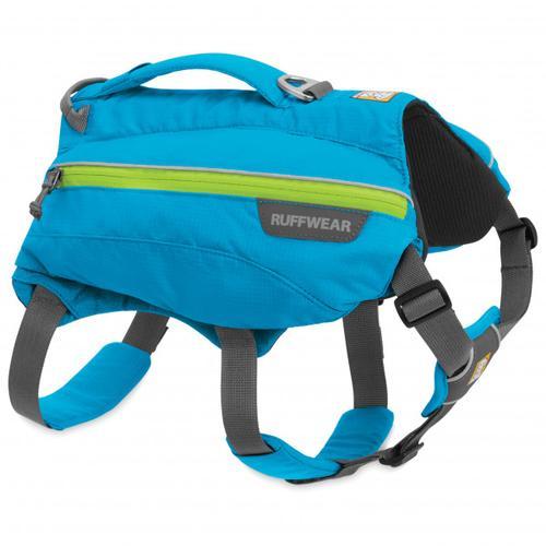 Ruffwear - Singletrak Pack - Hundegeschirr Gr S blau