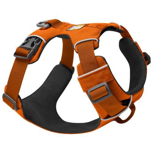 Ruffwear - Front Range Harness - Hundegeschirr Gr L/XL orange