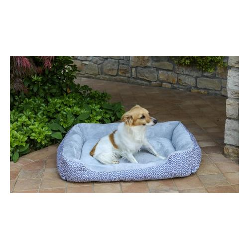 Wasserfestes Hundebett: Willy / 84 x 66 x 19 cm / 1