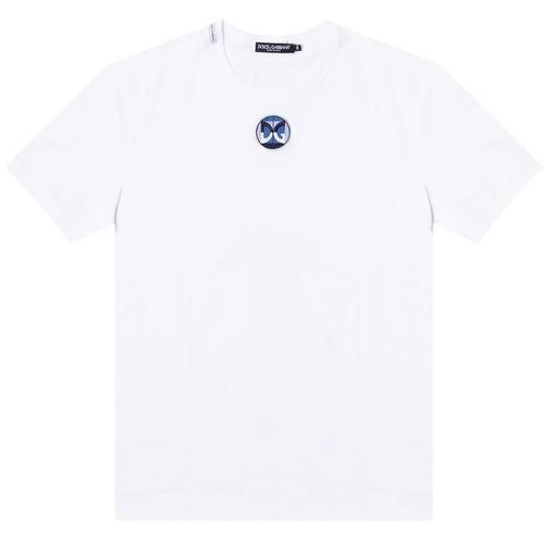 Dolce & Gabbana Geflicktes T-Shirt