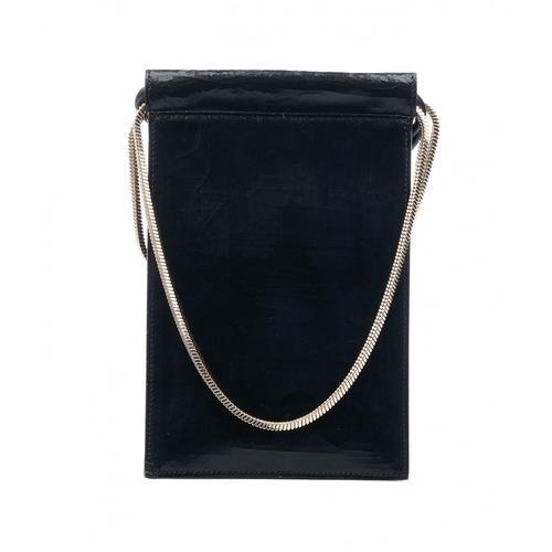 Borbonese Damen Mini Shoulder Bag Schwarz