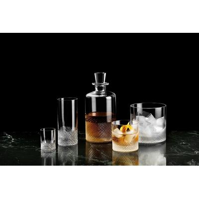 Richard Brendon Diamond Highball Glass Glassware
