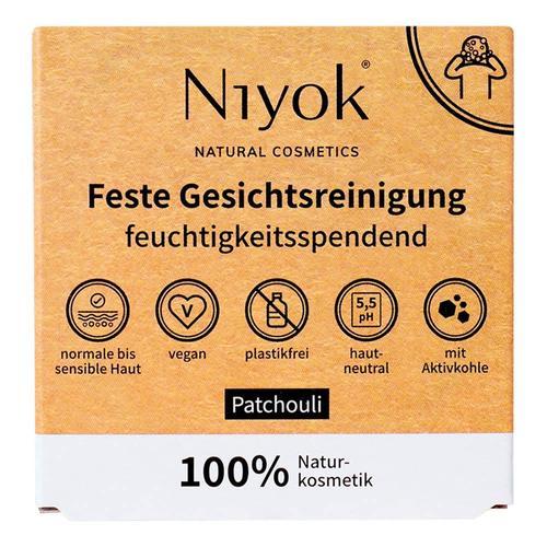 Niyok Gesichtsseife Seife 80.0g