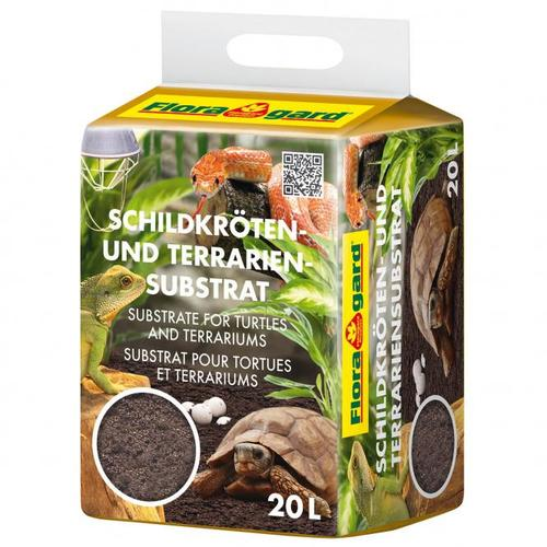 Schildkröten und Terrarien-Substrat, 20 Liter