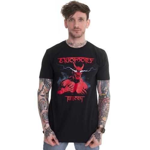 Ektomorf - Reborn - - T-Shirts