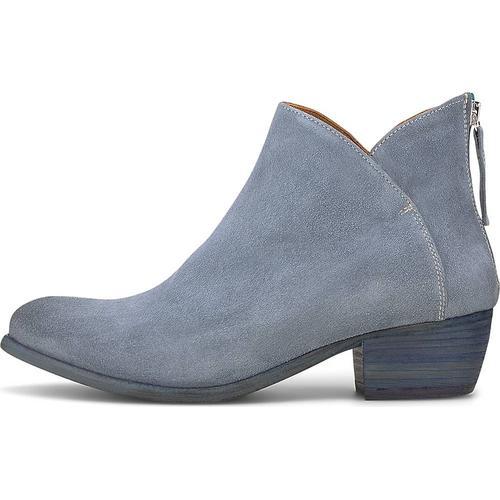 Thea Mika, Stiefelette Gipsy in blau, Stiefeletten für Damen Gr. 41