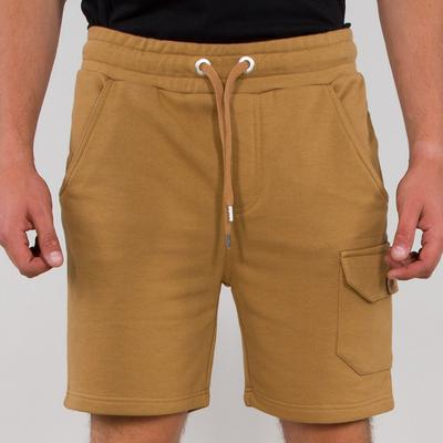 Alpha Industries Terry Shorts, brun, taille M