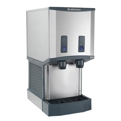 Scotsman HID312AB-1 260 lb Countertop Nugget Ice & Water Dispenser - 12 lb Storage, Cup Fill, 115v