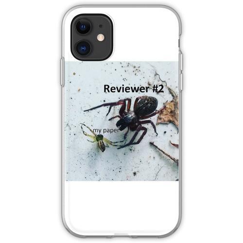 Gutachter 2 Flexible Hülle für iPhone 11