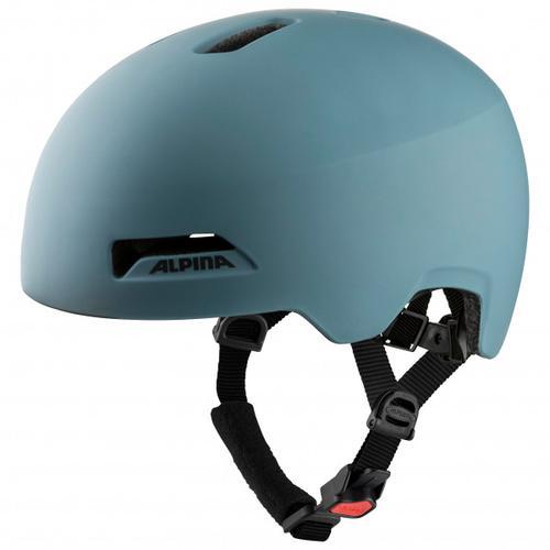 Alpina - Haarlem - Radhelm Gr 52-57 cm;57-61 cm coffee /blau