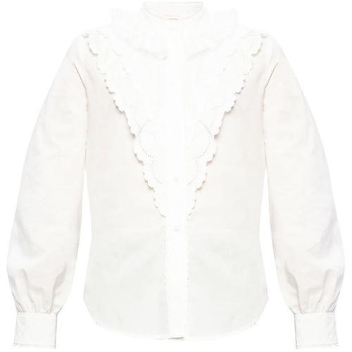 See By Chloé Durchbrochenes Hemd