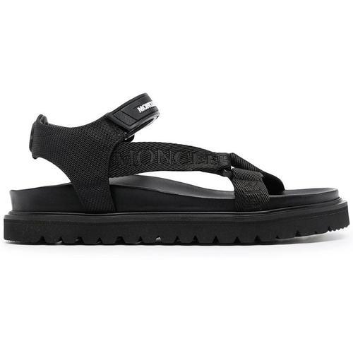 Moncler Sandalen mit Klettverschluss