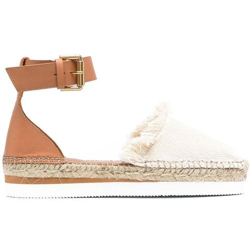 See By Chloé Espadrilles mit Plateau