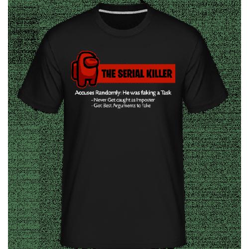 Red The Serial Killer - Shirtinator Männer T-Shirt