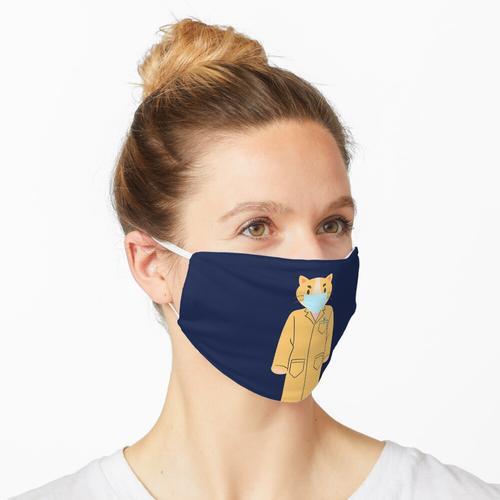 Abenteurer Cat Maske