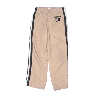 Gymboree Snow Pants - Elastic: Tan Sporting & Activewear - Size 7