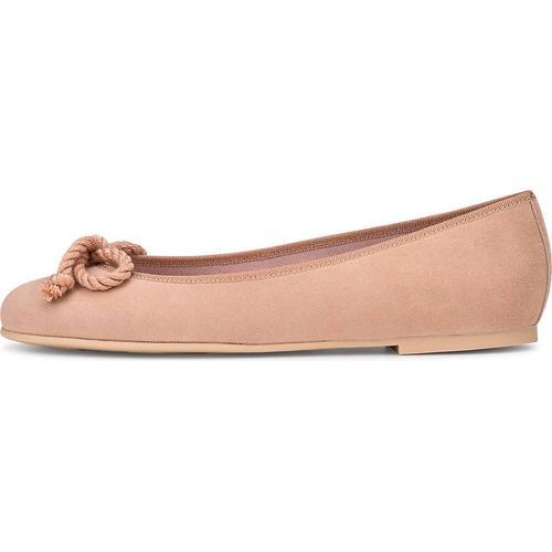 Pretty Ballerinas, Ballerina in rosa, Ballerinas für Damen Gr. 38