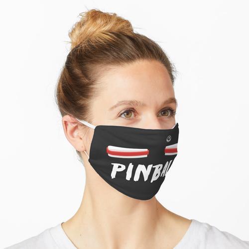 Pinball Maske