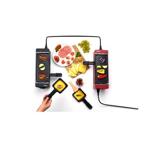 Weasy 2-in-1 Raclette und Grill: TIK12