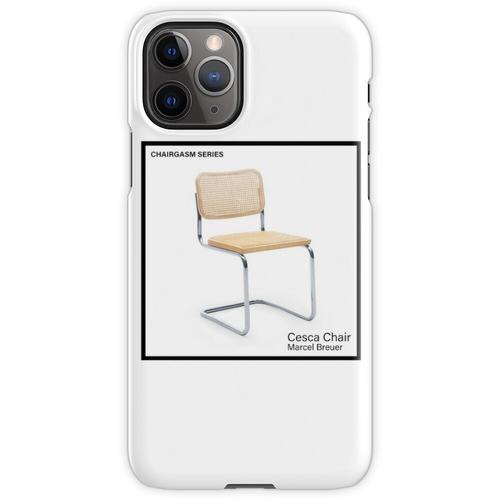 STUHLSERIE - Cesca von Marcel Breuer iPhone 11 Pro Handyhülle