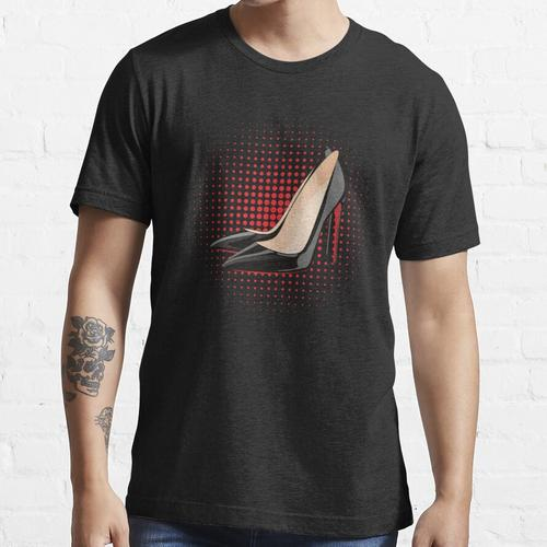Designer High Heel Pumps Essential T-Shirt