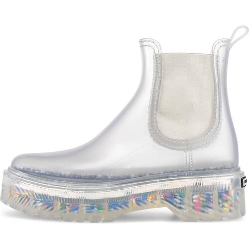 Lemon Jelly, Gummi-Boots Ravyn in transparent, Gummistiefel für Damen Gr. 37