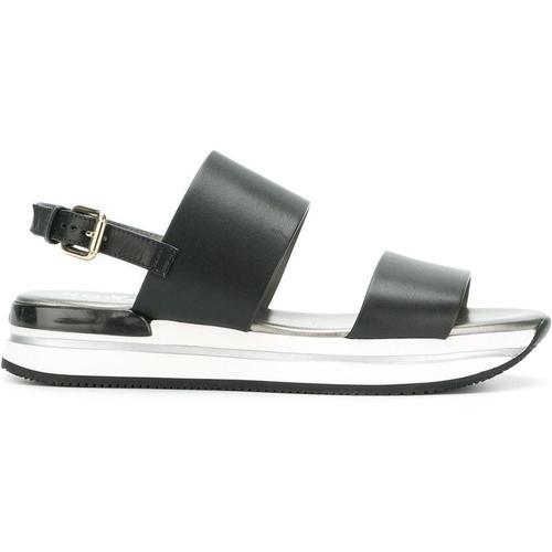Hogan Sandalen aus Leder