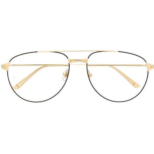 Cartier 'Santos de Cartier' Brille