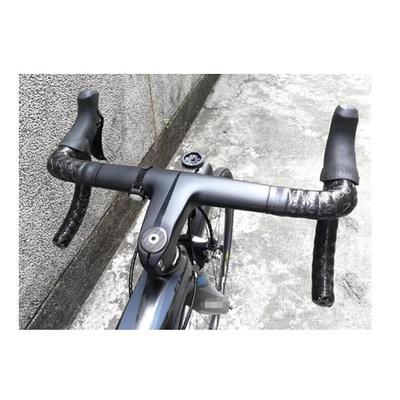 Aero – guidon de vélo intégré en fibre de carbone, 28.6mm T800 UD, barres de vélo 380/400/420/440mm