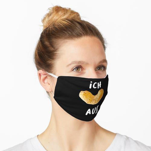 Ich Erdnusflip aus Ich flippe aus Ich flip aus Maske
