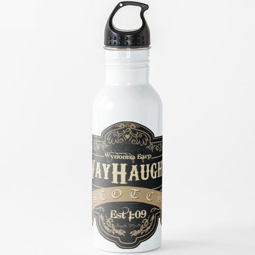 WayHaught Scotch Wasserflasche