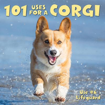 Willow Creek Press 101 Uses For a Corgi Book