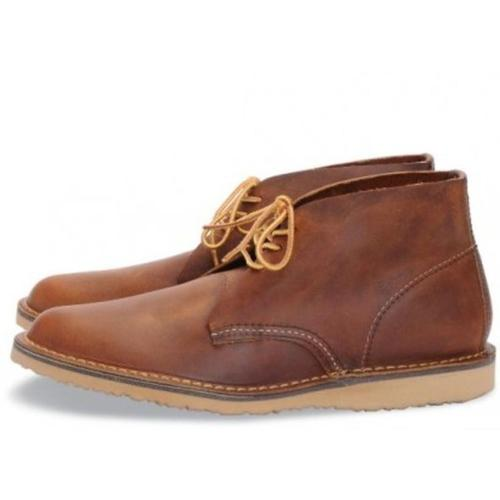 Red Wing Wochenende Chukka Stiefel