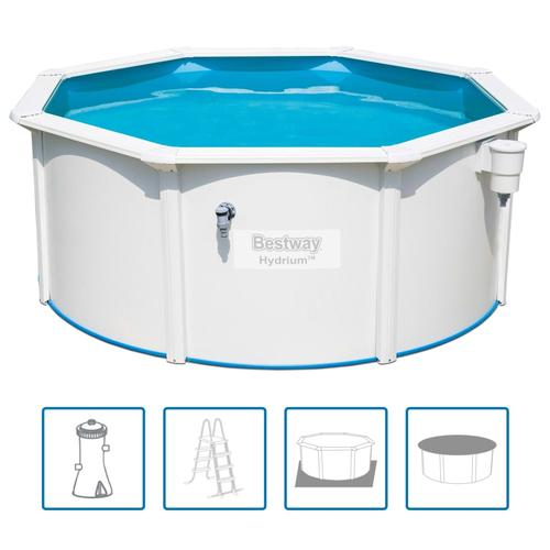 Bestway Swimmingpool-Set Hydrium 3 × 1,2 m