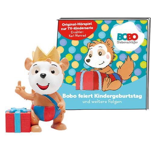 tonies® Bobo Siebenschläfer – Bobo feiert Kindergeburtstag, türkis